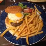 American Cheeseburger - DELICIOUS!!!