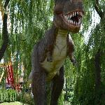 Dinosaurs Alive! exhibit