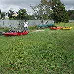 Canoe and Kayaks