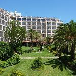 Backsite Hilton Giardini Naxos Hotel