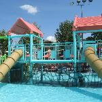 Small kids play area