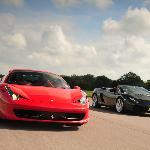 Ferrari 458 Italia & Lamborghini Gallardo