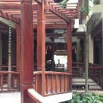 interieur de l' hotel