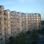The new Buildings at at the Divi Aruba Phoenix