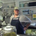 Julie the owner