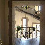 The Manor House Stairs