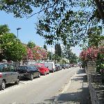 "Street near ""home"""
