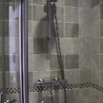 Dusche im Jasmine room