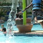 play in pool