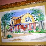Painting of Heritage House
