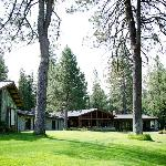 House on Metolius Foto