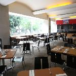 Restaurante Sarabela Hotel Four Points Mexico City