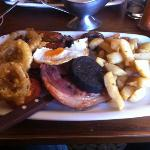 mixed grill £12.99
