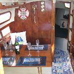 Plan Romántico en barco