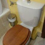 Cuarto de baño sin mantenimiento