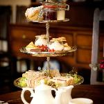 Famous afternoon tea