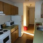 Küche in Wohnung 17/Rosedale Manor