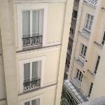 Apartamento do sexto andar