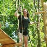Treetop Adventure Park at Nashville Shores - 5 Ropes Courses and 10 Zip Lines