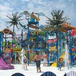 Kowabunga Beach - Children's Water Treehouse and Sprayground