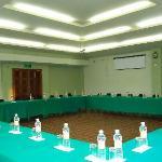 Salón tipo cuadrado para 44 personas