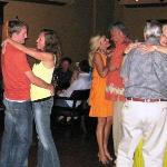 Saturday night entertainment offers an opportunity for dancing with your favorite guy or gal.