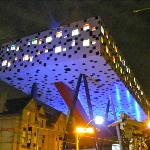 OCAD at night