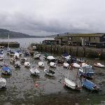 Lyme Regis haven