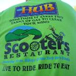 Scooters restaurant at the HUB