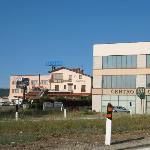 Hotel Sanremo Vista dall'uscita Autostrada A6