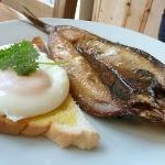pescetarian breakfast