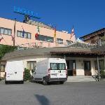 Hotel Sanremo Vista Ingresso