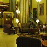 Hotel lobby - - Residence Inn Downtown Memphis