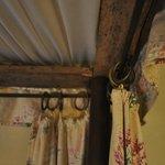 Old mouldy wood, hobbled together