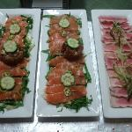 Tiradito Salad & Tuna Tataki!