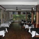 Dining room inside
