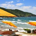 Vista do Deck - Rocka Beach Lounge