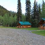 Our Cabin sleeps 4