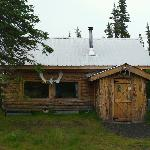 Maggies Cabin at Adventure Denali