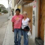 taxista e guida da Paracas a Nazca