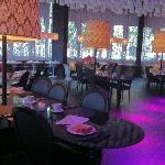 Lobby Breakfast Area