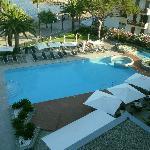 Zwembad Marins Playa Suites