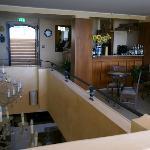 Reception area & bar