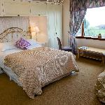 Stunning large seaview rooms