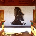 Art made of Stone, Hotel Puku Vai