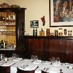 The excellent restaurant