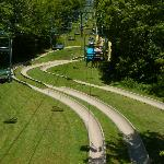 Chairlift to Alpine Slide