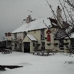 The Pub at Christmas