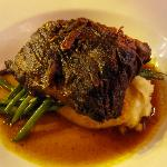 Beer-Braised Short Ribs with House BBQ Sauce