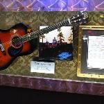 Typische Hard Rock Cafe Memorabilen